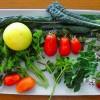 Garden Harvest Lentil Salad
