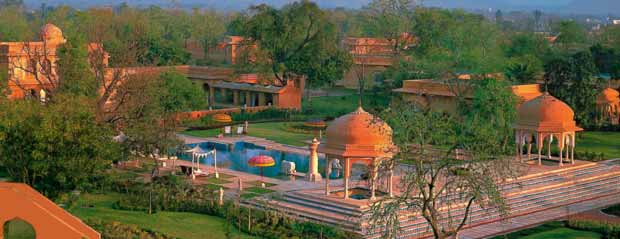 The Oberoi Rajvilas in Jaipur, India